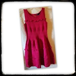 GapKids*Girls Magenta Tank Dress 6/7